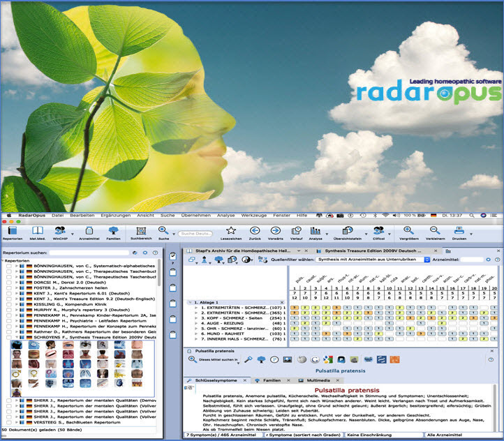RadarOpus Software